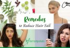 Home remedies to reduce hair fall