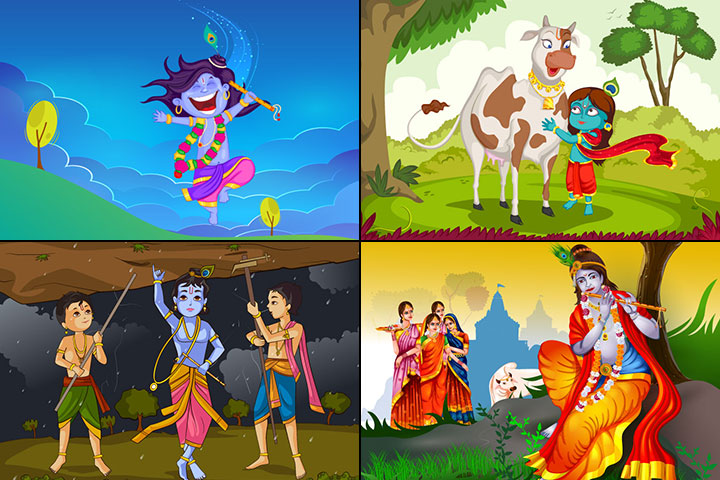 Read more about Lord Krishna