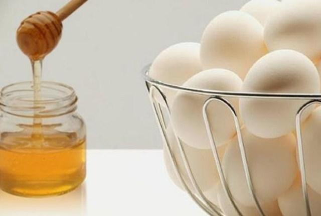 Egg White & Honey Mask