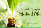 What are the health benefits of medicinal plants