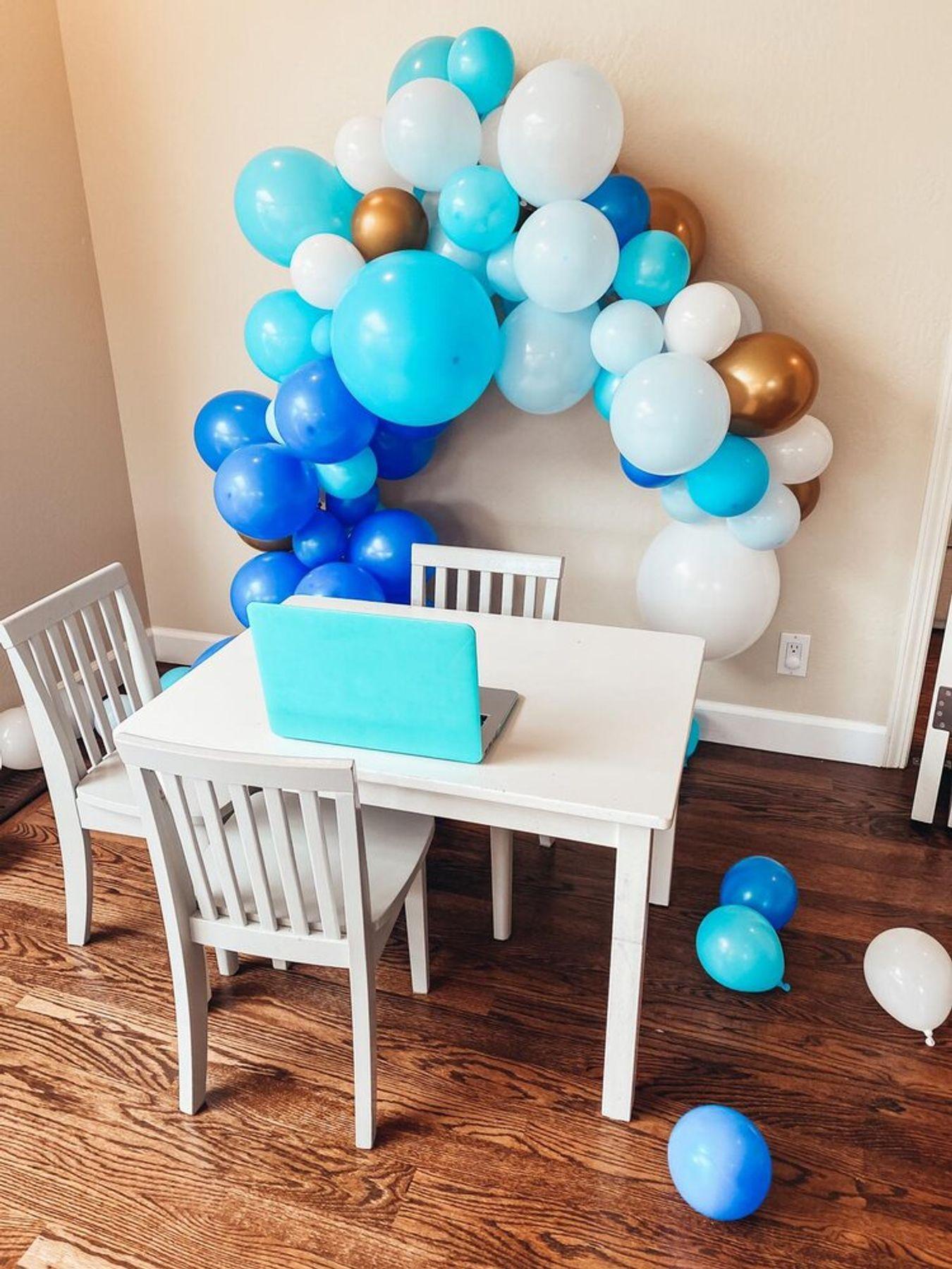Plan a virtual party