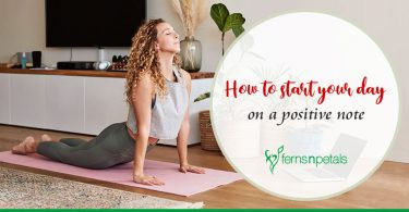 Tips for starting your day on a positive note