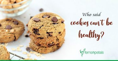 Who said cookies can't be healthy