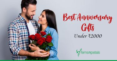 Best Anniversary Gifts Under Rs. 2000