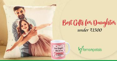 Best Gifts for Daughter under Rs 1500