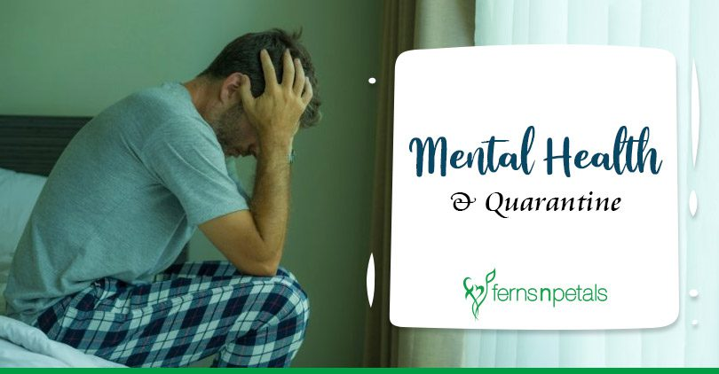 How to take care of your mental health during quarantine