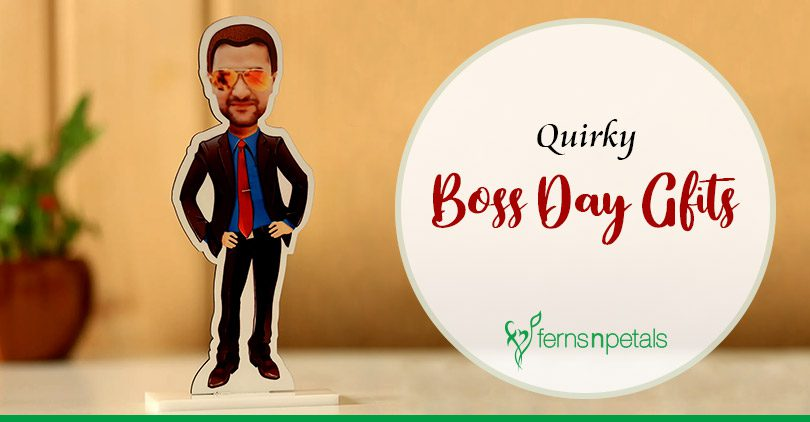 Quirky Boss Day Gifts