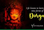 Life lessons to learn from nine forms of Durga