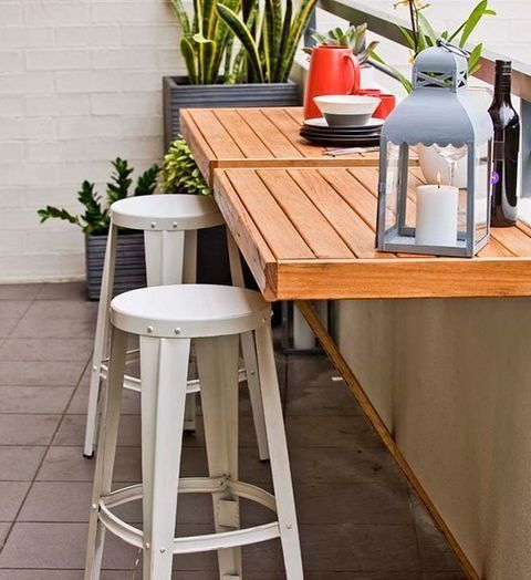 Use space-saving furniture
