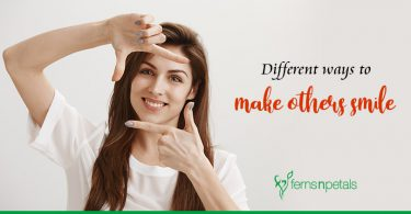 Different ways to make others smile