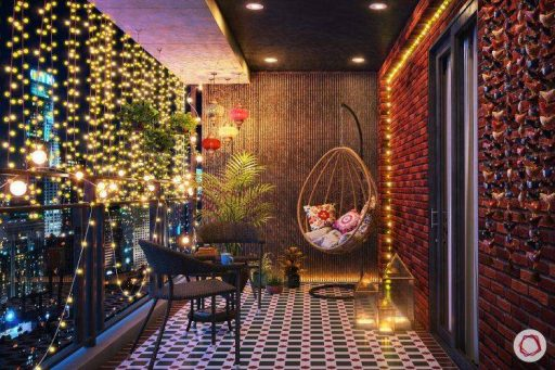 Use string lights for décor
