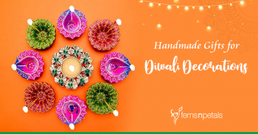 Make your home Diwali ready with Handmade gifts