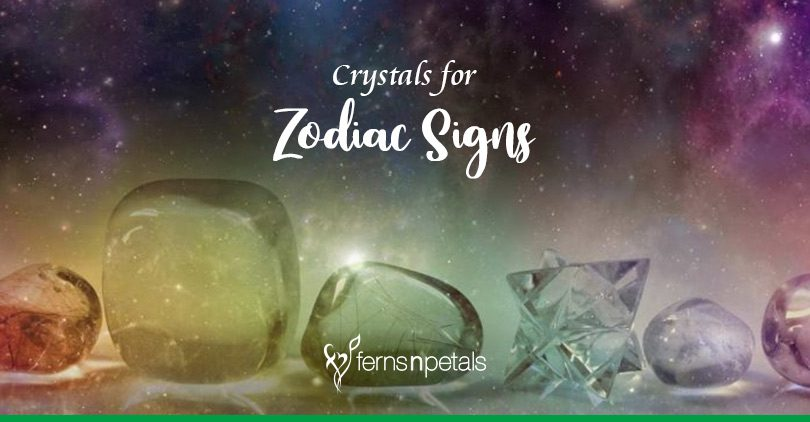 Know more about Crystals for Zodiac Signs