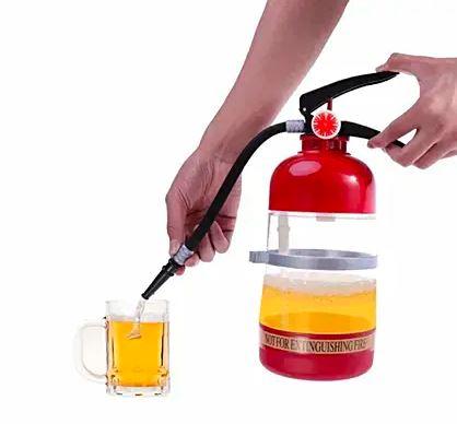 Fire Extinguisher Decanter