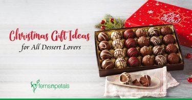 Christmas Gift Ideas for All Dessert Lovers