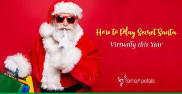 How to Play Secret Santa Virtually this Year