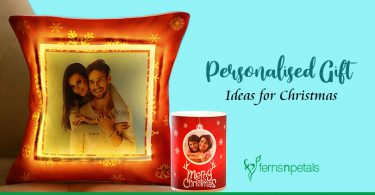 Personalised Gift Ideas to make your Christmas Special
