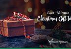 Last- Minute Christmas Gift Ideas