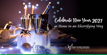 Celebrate New Year 2021 at Home