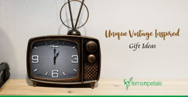 Unique Vintage Inspired Gift Ideas
