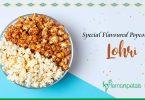 Special Flavoured Popcorns for Lohri
