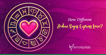 How Different Zodiac Signs Express Love?