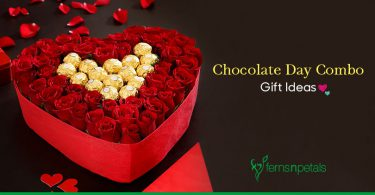 Chocolate Day Combo Gift Ideas