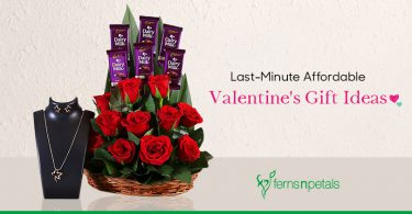 Last Minute affordable Valentine's Gift Ideas
