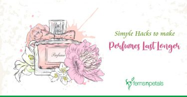 """Simple Hacks to make Perfume Last Longer """