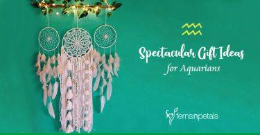 Spectacular Gift Ideas for Aquarius
