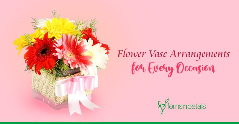 Flower Vase Arrangements for Every Occasion