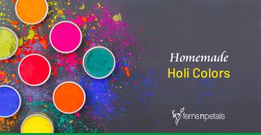 How to Make Organic Colours for Holi at Home?