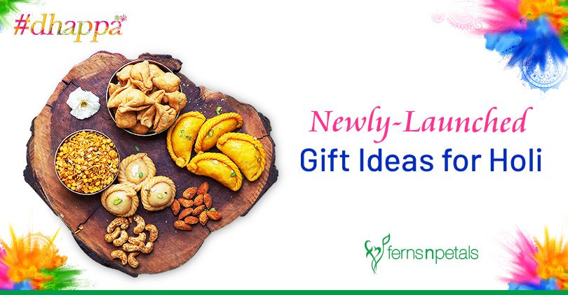 Newly-Launched Gift Ideas for Holi