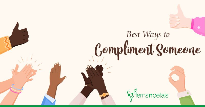 Best Ways to Compliment Someone