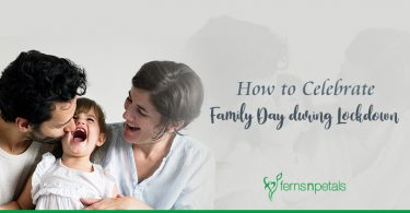 How to celebrate Family Day during Lockdown