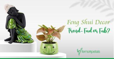 Feng Shui art of decorating