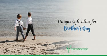 Unique Gift Ideas for Brother's Day
