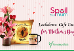 Lockdown Gift Guide for Mother's Day