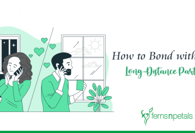 How to Bond with your Long-Distance Partner?