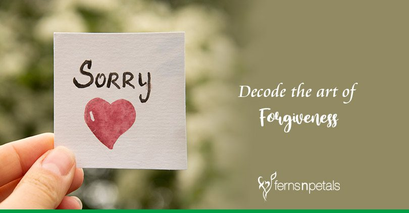 Decode the Art of Forgiveness with Us!