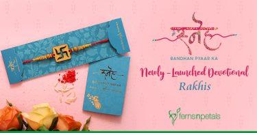 Devotional Rakhis