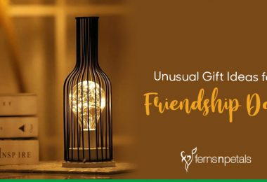 Unusual Gift Ideas for Friendship Day
