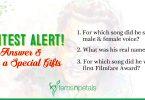 Kishore Kumar Birthday Contest - Ferns N Petals