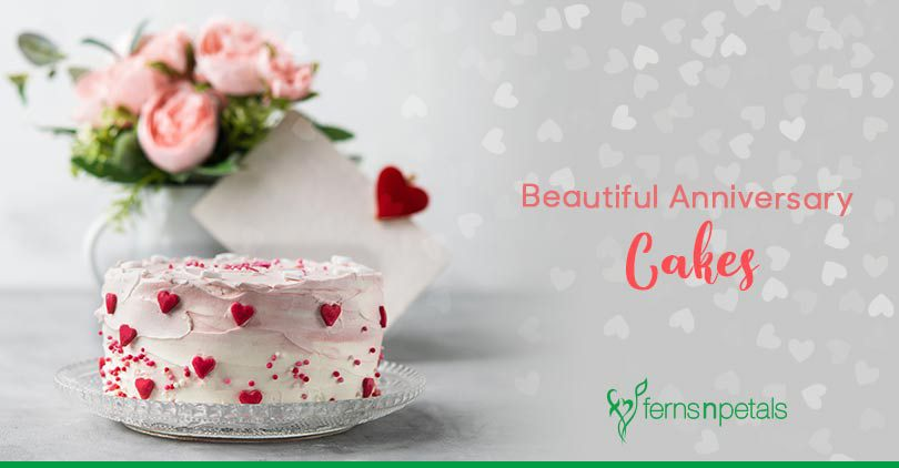 Beautiful Anniversary Cakes that will make your Day